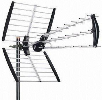4G Lte HDTV Outdoor Antenna UHF 470-862MHz