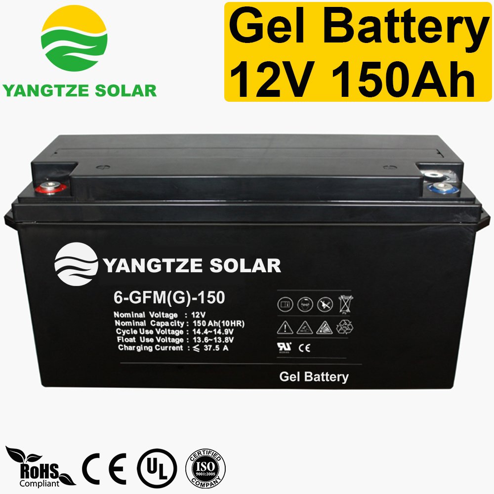 Cheap Price 12 Volt 150ah Gel Deep Cycle Battery