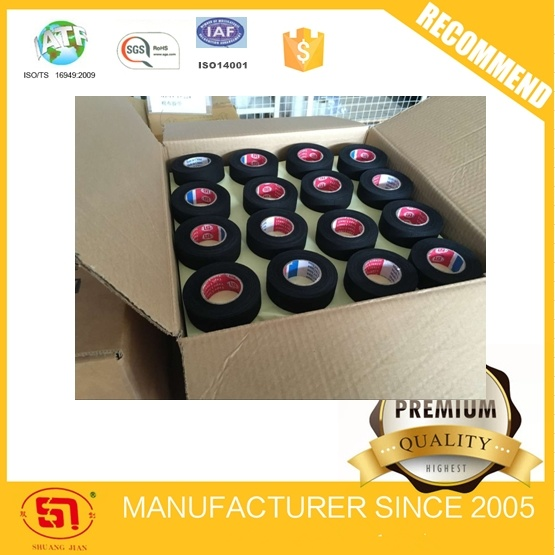 Excellent Abrasion Resistance Polyester Fleece Tape 105 Degree Centigrade