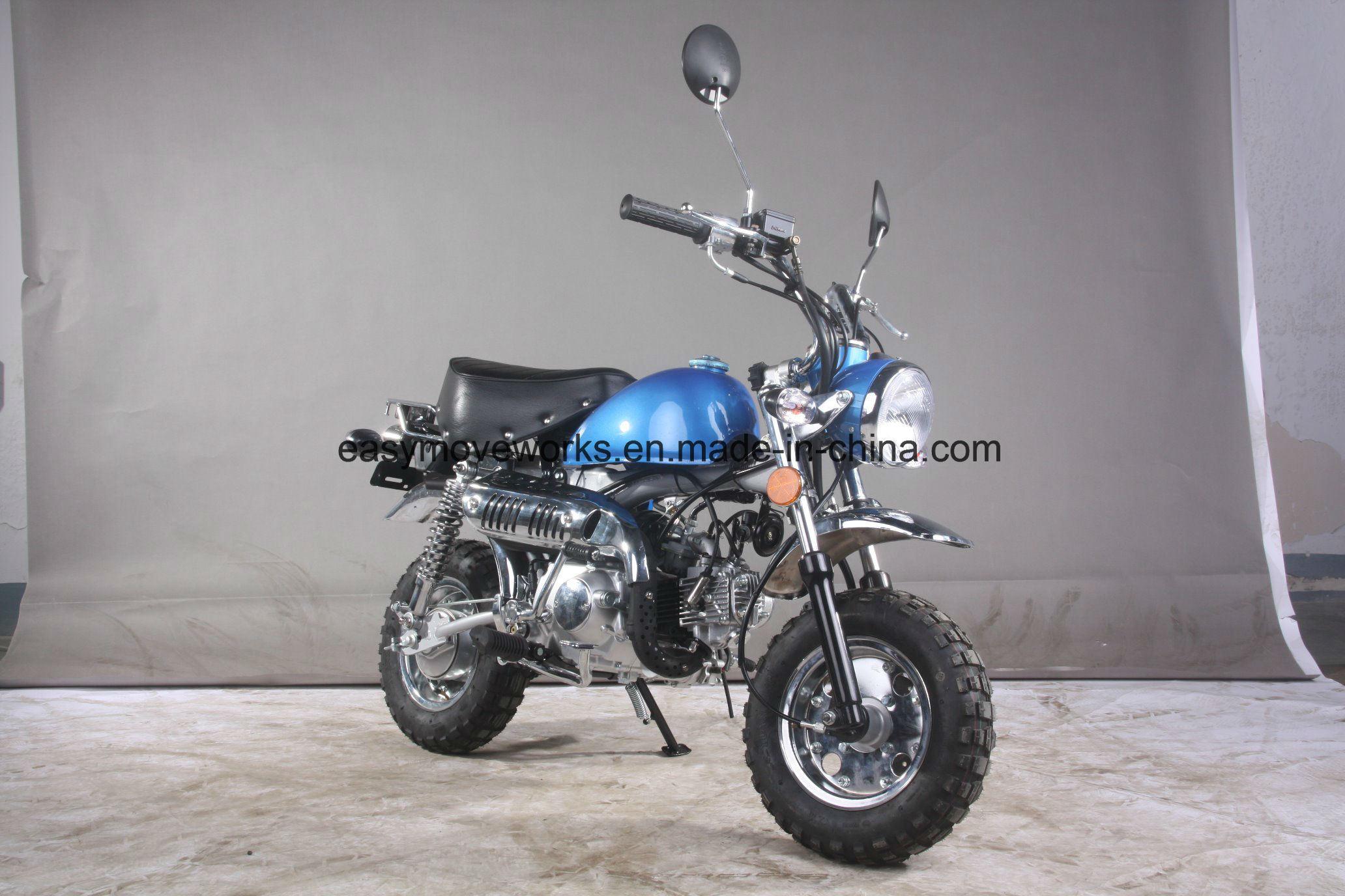 Zhenhua Classic Motorcycle Monkey Bike 50cc Euro4 Efi