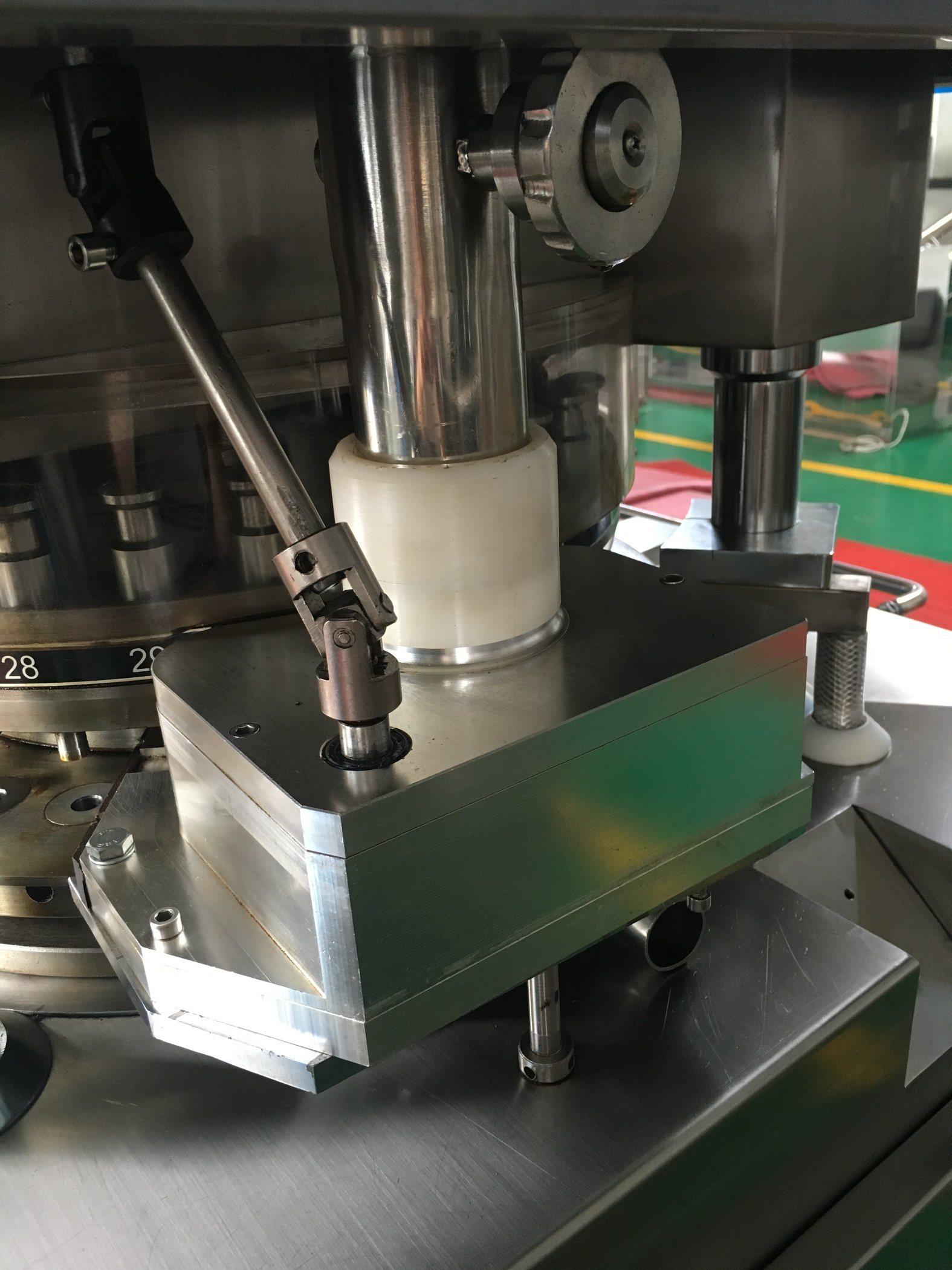 Rotary Tablet Press Machine Zpw29 / Zpw31 for Salt/Spiruline/Candy/Pill/Grain