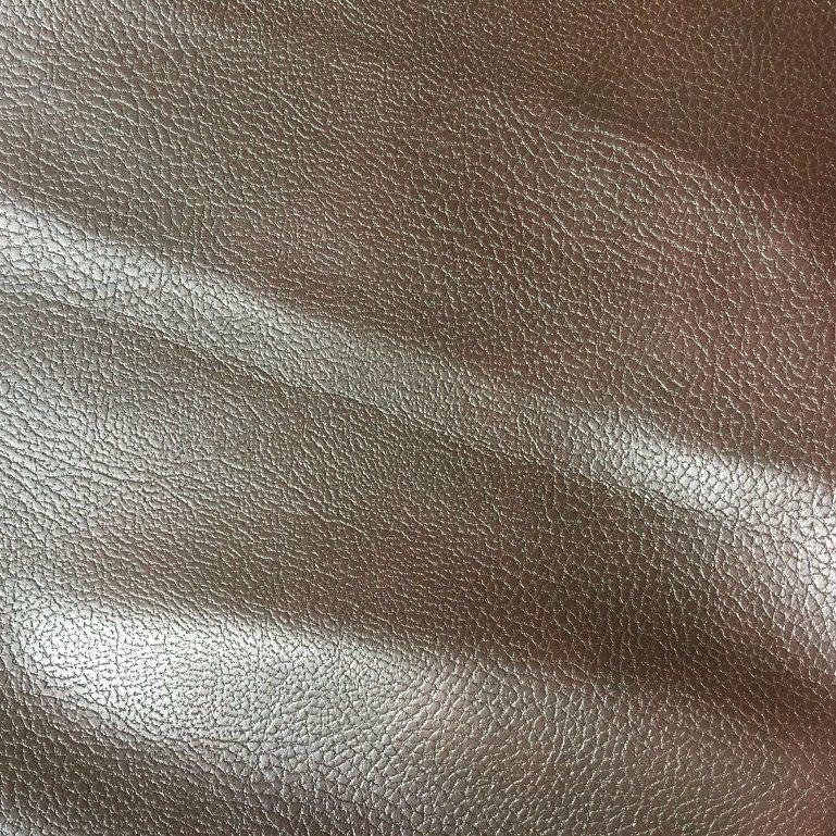 2.0mm Thick Polyester Backing PU Leather for Sofa Hx-F1704