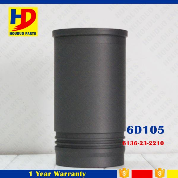 6D105 Cylinder Liner Excavator Engine (6136-21-2210)