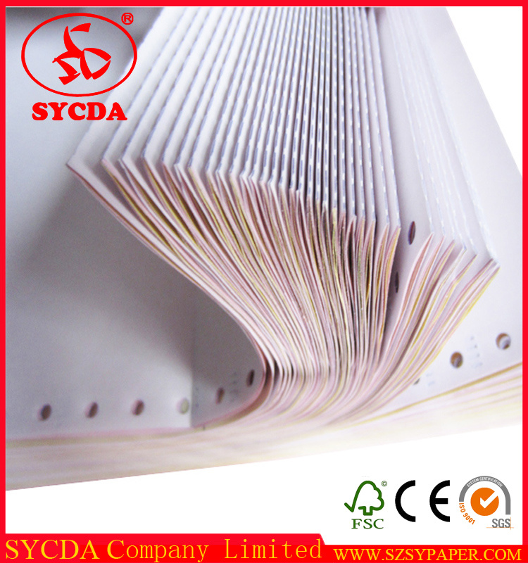 Carbonless Copy Paper NCR Paper Sheet