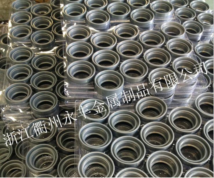 Sintered Powder Metal Pulley for Tensioners