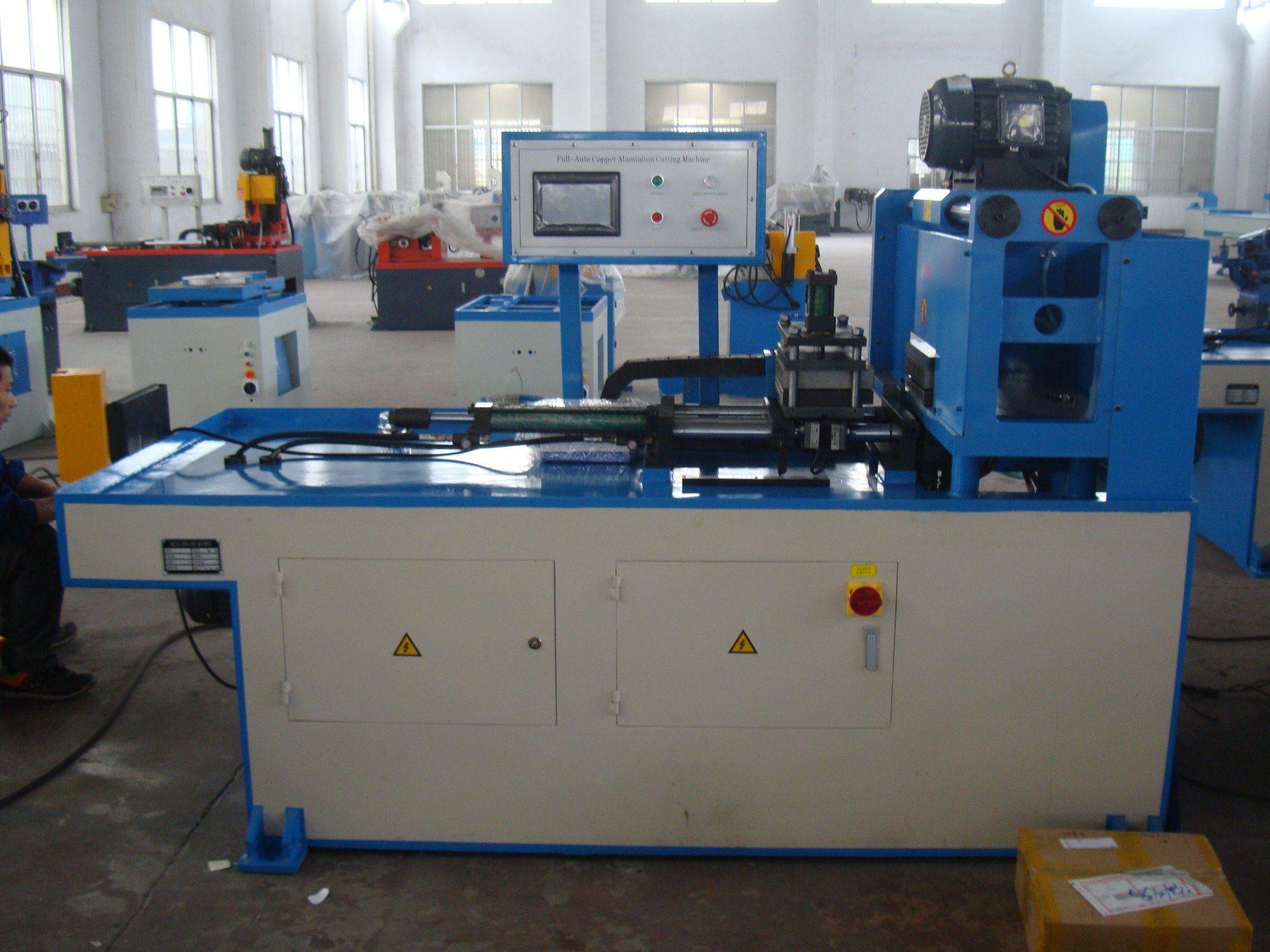 Copper/Aluminium Cutting Machine GM-350nc-350CNC
