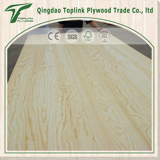 18mm Radiata Pine Plywood for Furniture Used