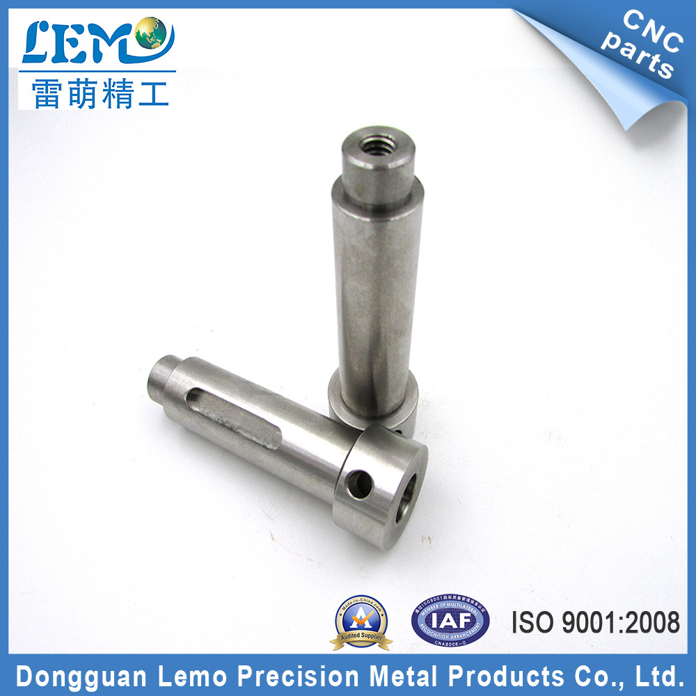 Custom Precision Machining Shaft with Plating (LM-0909C)