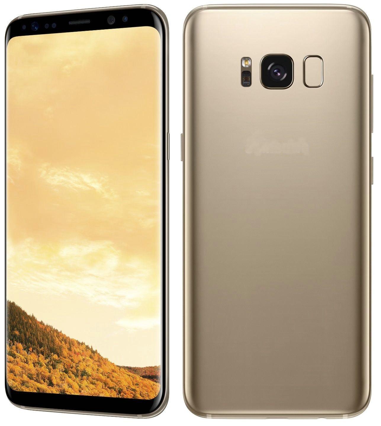 "Original 5.8"" Mobile Phone S8 Unlocked Smart Cell Phone"
