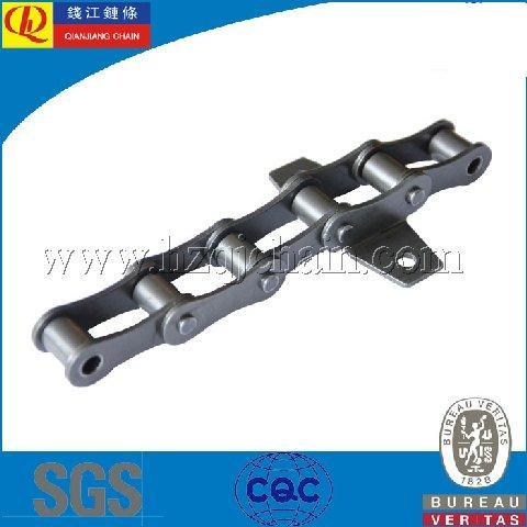 Double Pitch Conveyor Chains with Attachments