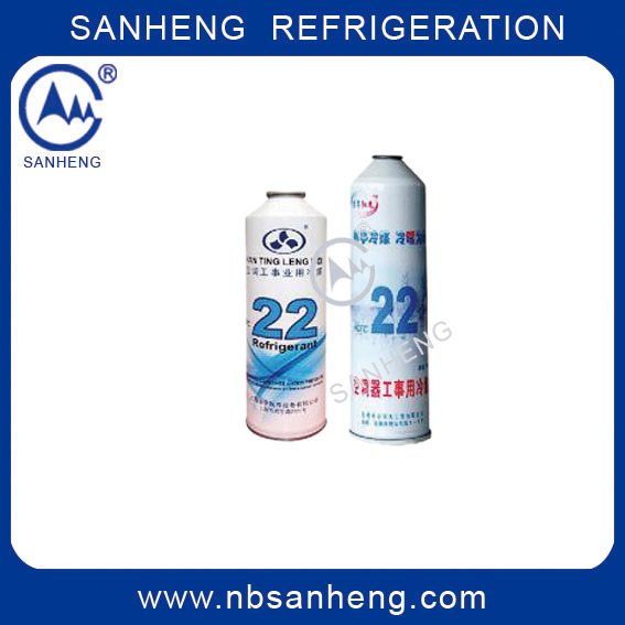 Sell Well Small Can Refrigerant Gas (R22)