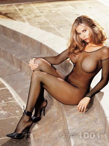 Sexy Lingerie Underwear, Fish Net Body Stocking, Fishnet Bodystocking - 065