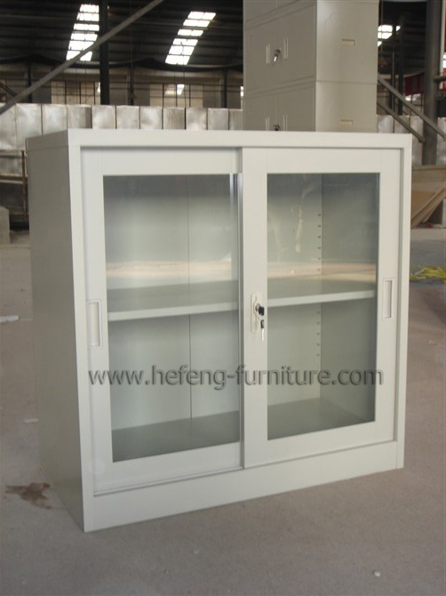 Sliding Glass Kitchen Cabinet Doors