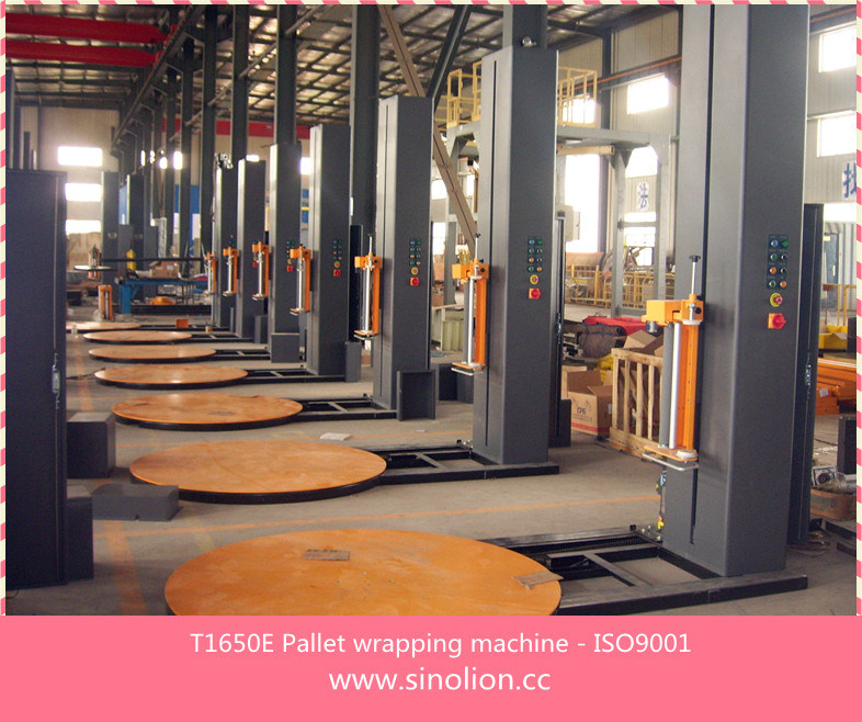 Automatic Packing Machinery Supplied for Hengan & APP