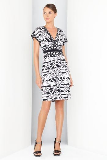 Dress Patterns For Women - Qi Dress