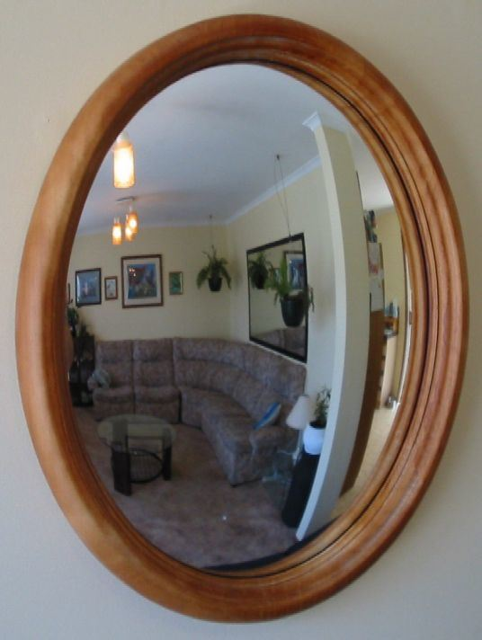 Uses of convex mirrors for Uses of mirror
