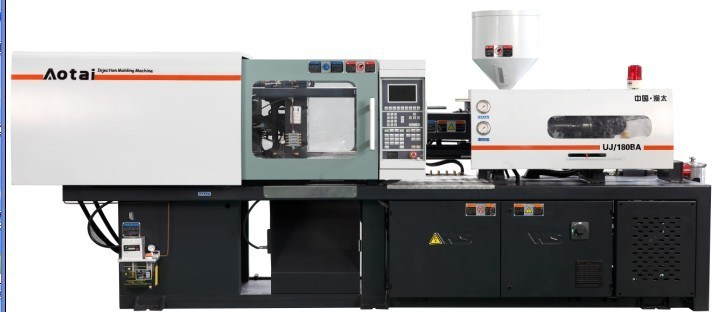90 Ton High Efficiency Energy Saving Injection Molding Machine (AL-UJ/90B)