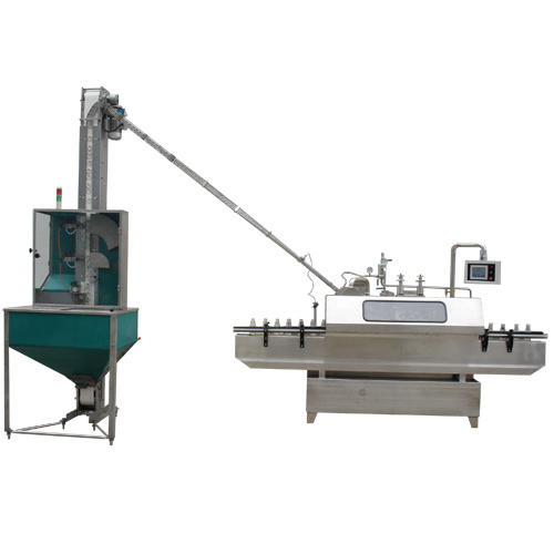 Filling Capping Machine/ Bottling Machine/ Capper Machine (WC-250)