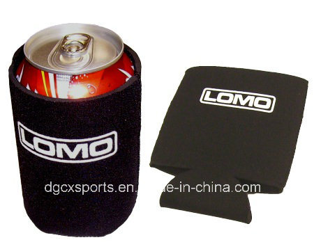 Low Price Promotion Neoprene Can Cooler/Cooler Bag