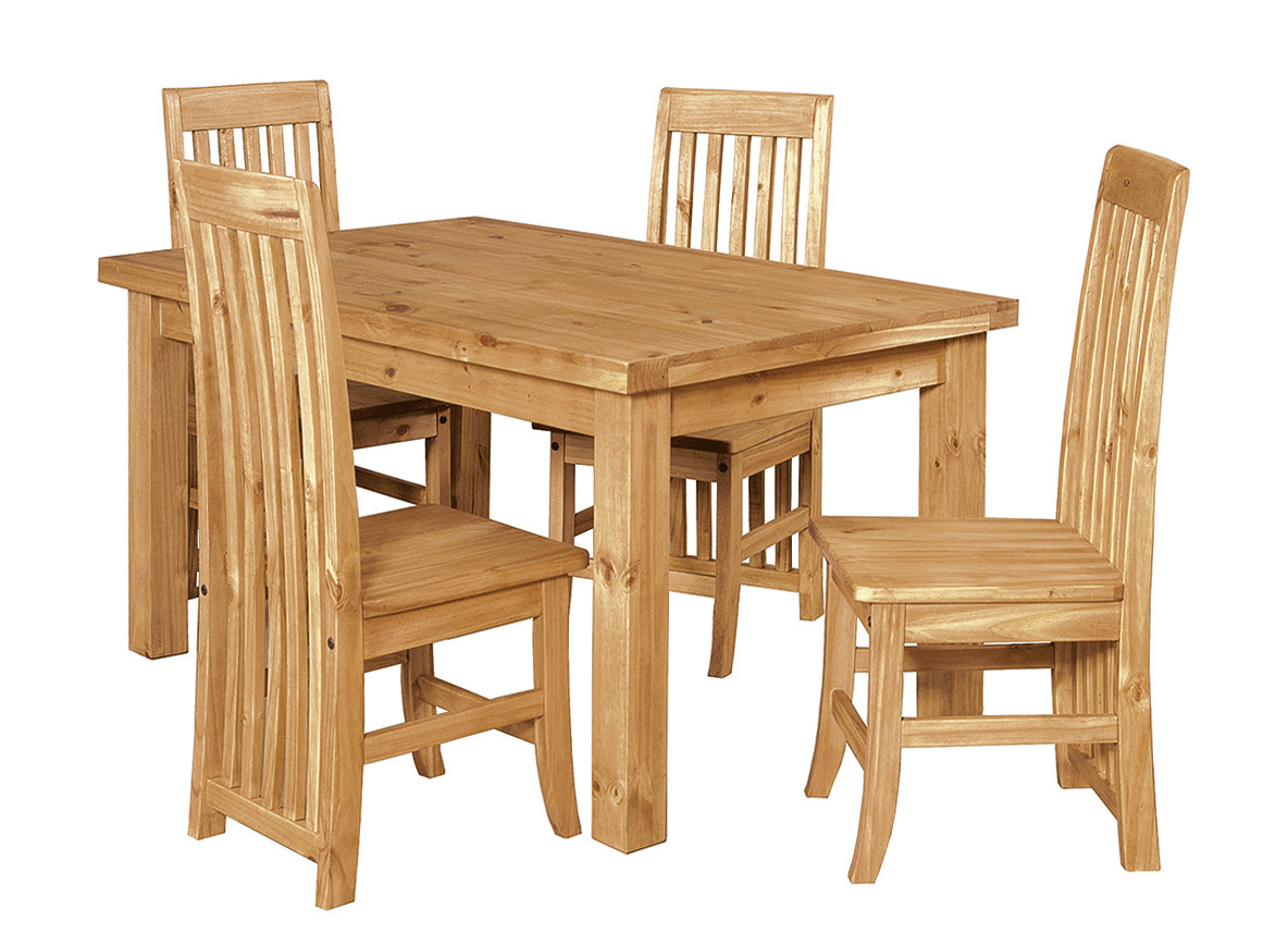 Wooden Dining Room Chair Plans
