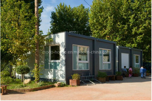 Modo House C01 /New Type of Container House/Customized Container House (C01)