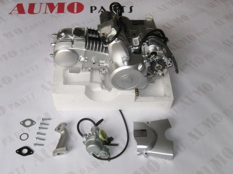Engine Parts, Engine Assembly, Motorcycle Engine (ME000000-017B)
