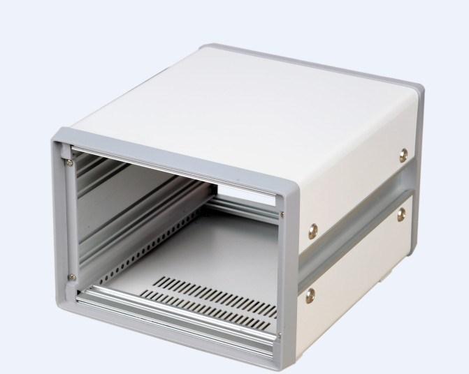 One Man Portable Enclosures : Da quot cercos de alumínio desktop portable eletrical