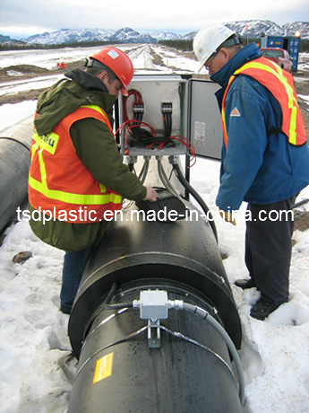 PE Electro Fusion Joint for Pre-Insulated Pipeline (DN960)