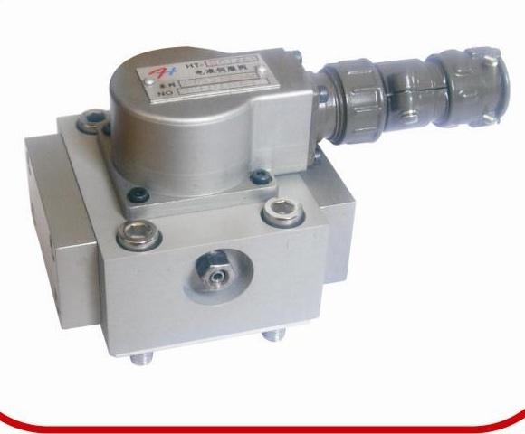 Hydraulic Servo Valve : China electric hydraulic servo valve htpl