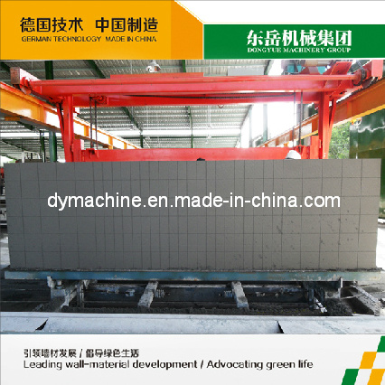 300, 000m3 Sand/Flyash AAC Block Plant