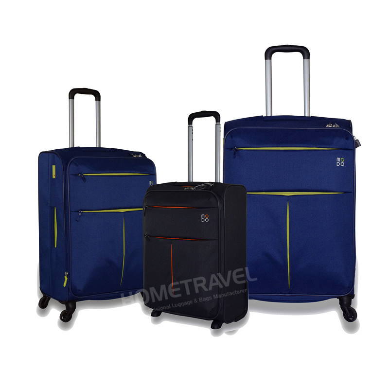 600d Polyester Travel Luggage Set Good Quality