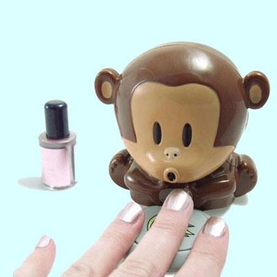 Monkey Nail Art Dryer UV Nail Polish Dryer