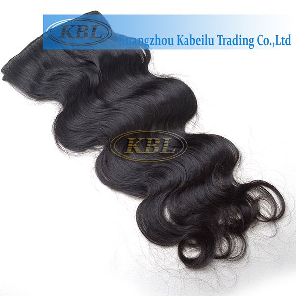8 Inch Clip in Human Hair Extensions UK