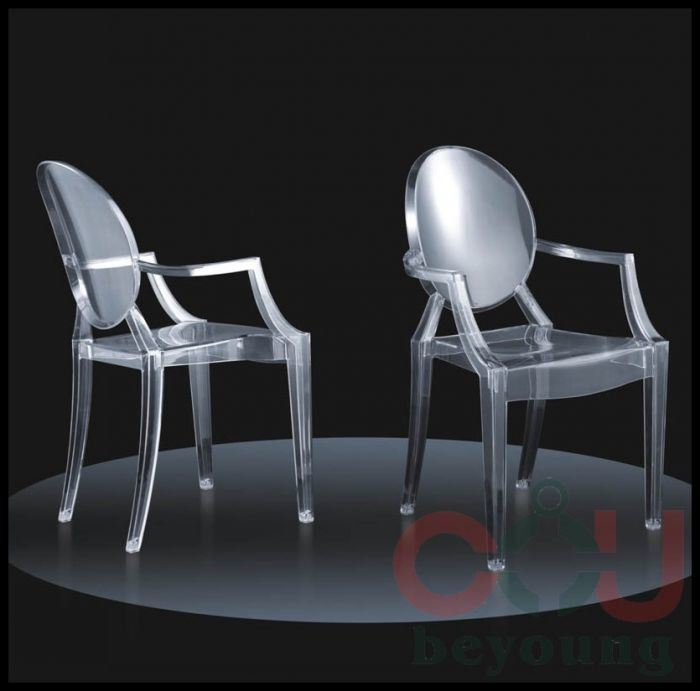 China philippe starck for kartell louis ghost chair 09b china philippe starck louis ghost for Philippe starck ghost chair