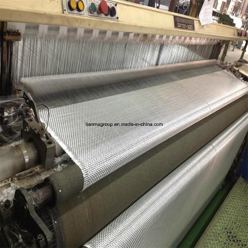 E-Glass Fiber Glass Woven Roving Fabric Fiberglass Cloth