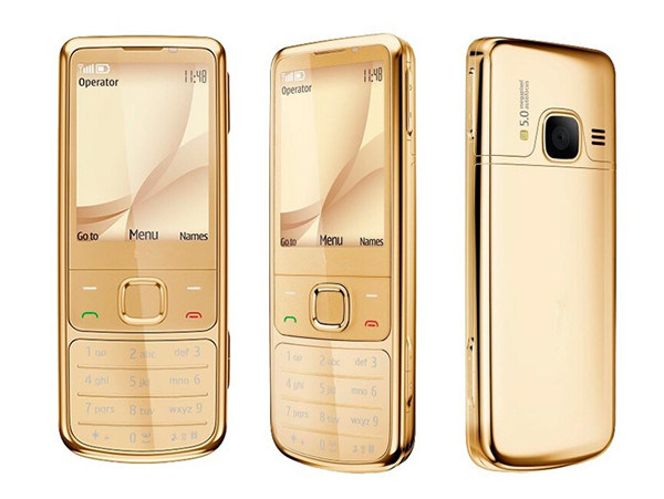 china classic original brand gold color 6700c smartphone