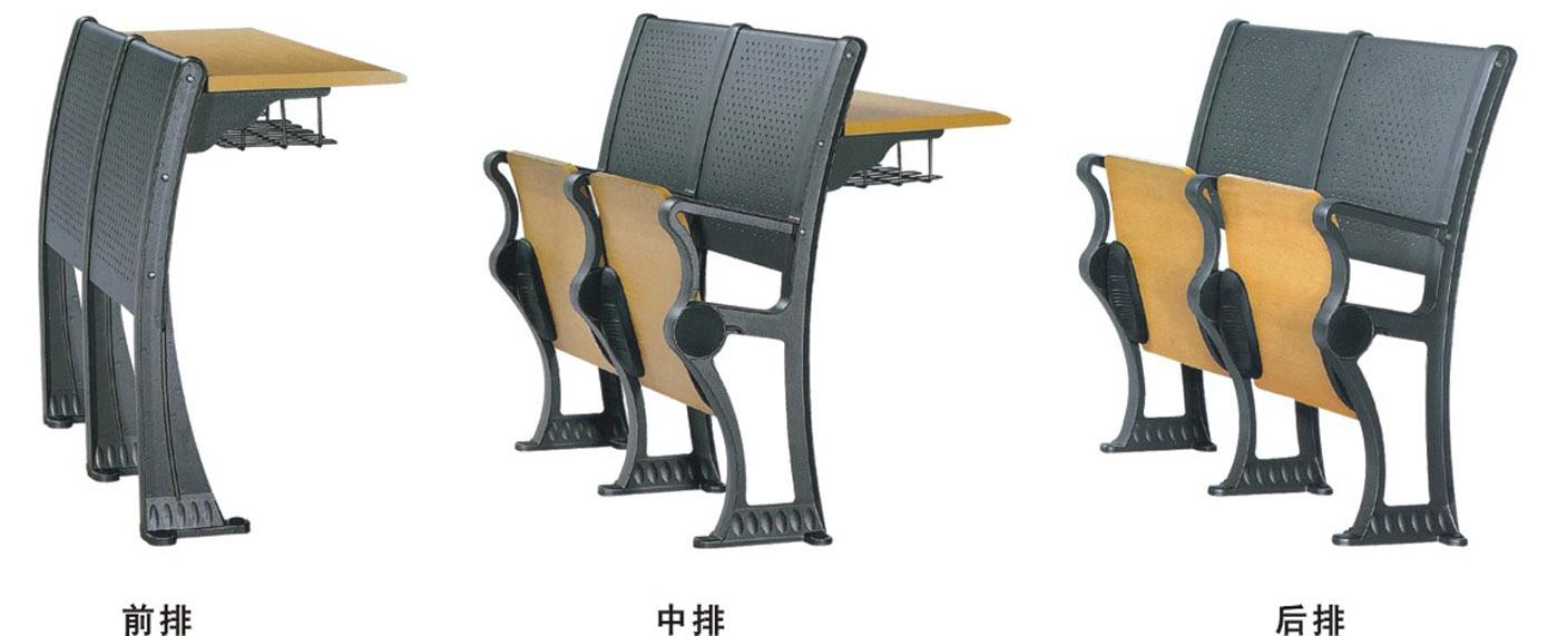 Hotsale Aluminium Frame School Furniture (YA-010A)