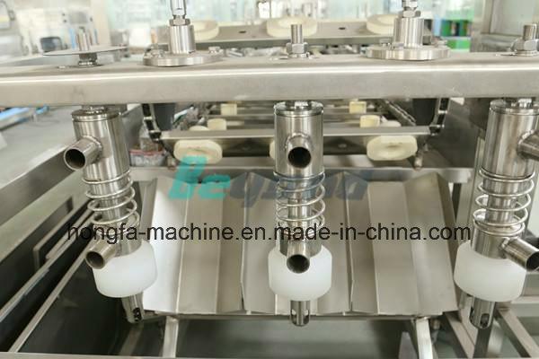 Qgf-300 Full-Automatic 5 Gallon Barrel Bottling Machine