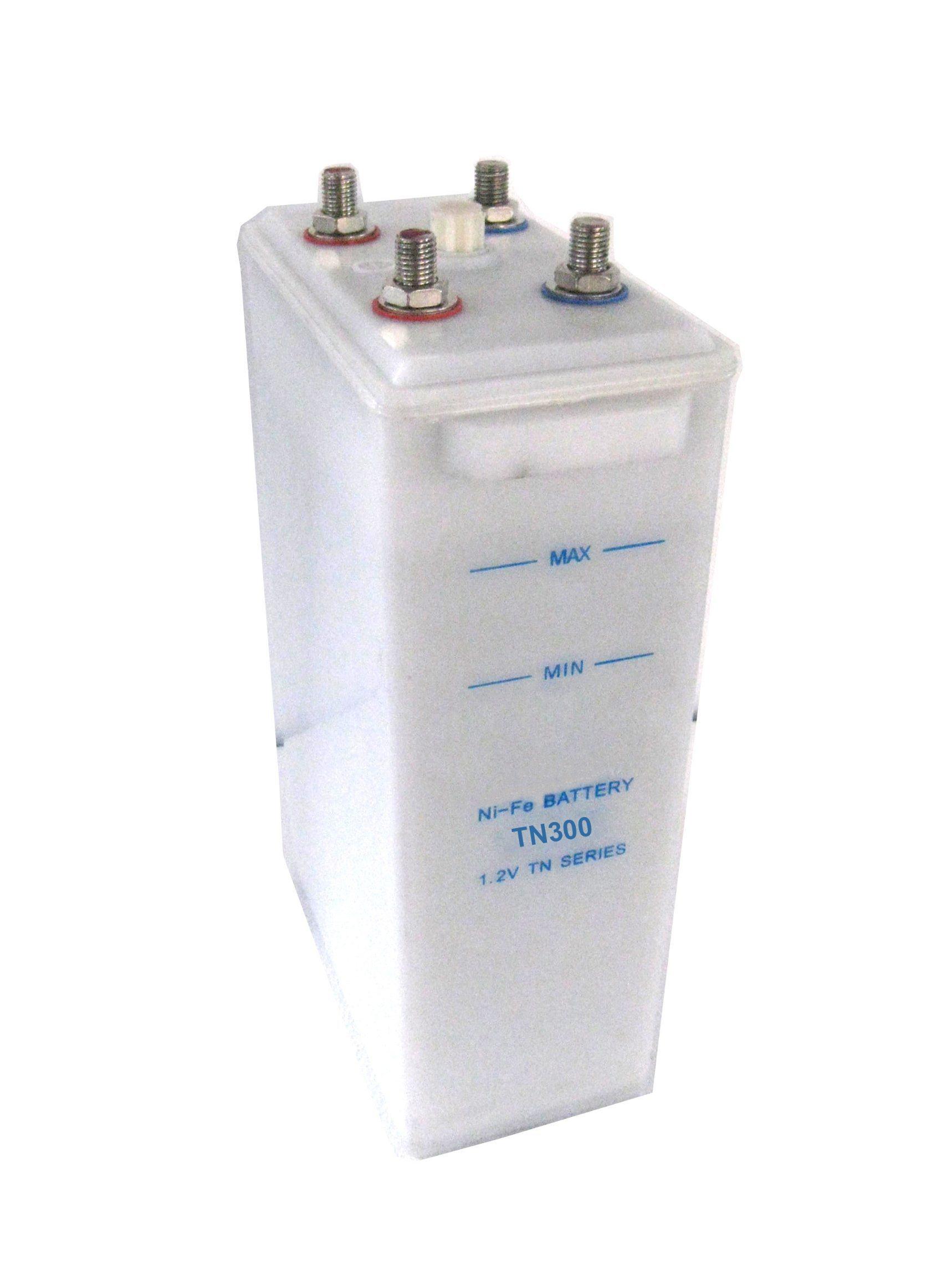 Solar System Ni-Fe Battery Nickel Iron Nife Batteries 1.2V 300ah