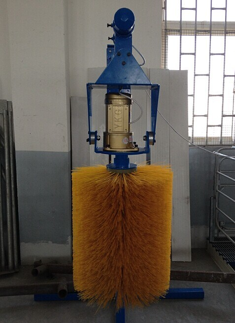 Powder Coated Cattle Automatic Body Brush