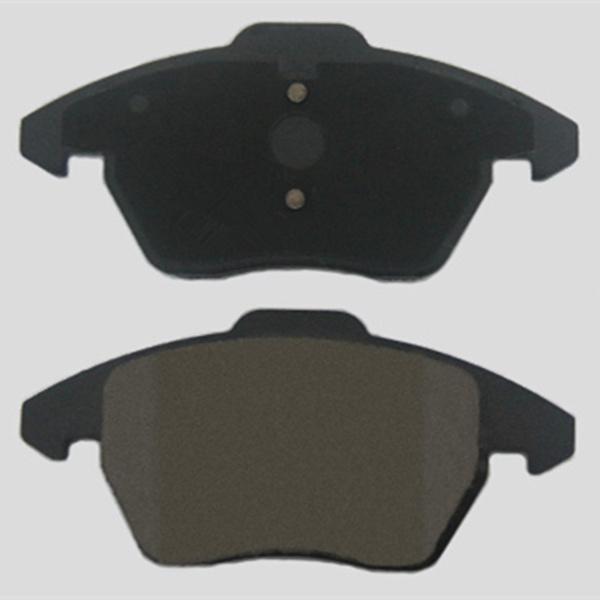 for Audi/Skoda/VW Quiet and Stable Braking Brake Pad (1K0 698 151/D1107)