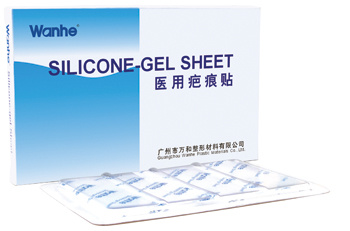 Silicone Medical Scar Stickers (SGS) Prevent Scar Hyperplasia