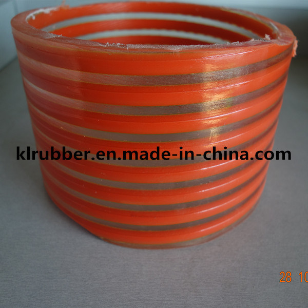 PVC Flexible Reinforced Water Suction Hose