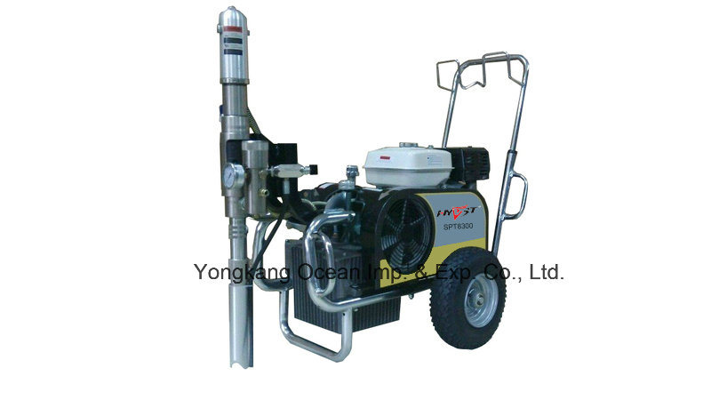 Gasoline Engine Airless Putty Sprayer Spt8300