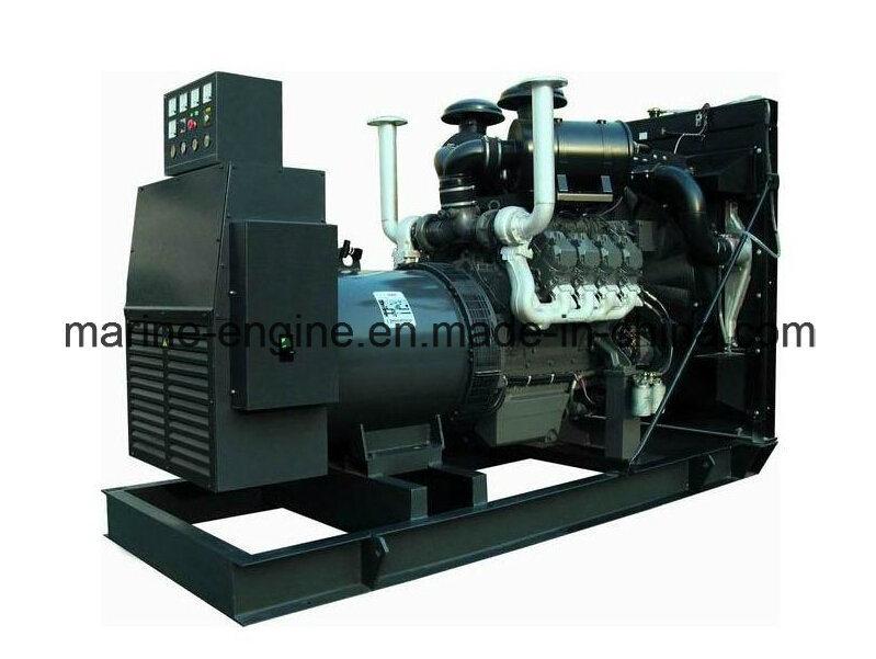 350kw Deutz Diesel Generator Set with Bf8m1015c-Lag1a Engine