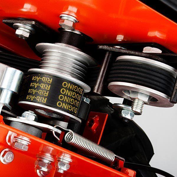Gtc2011 Gasoline Tiller