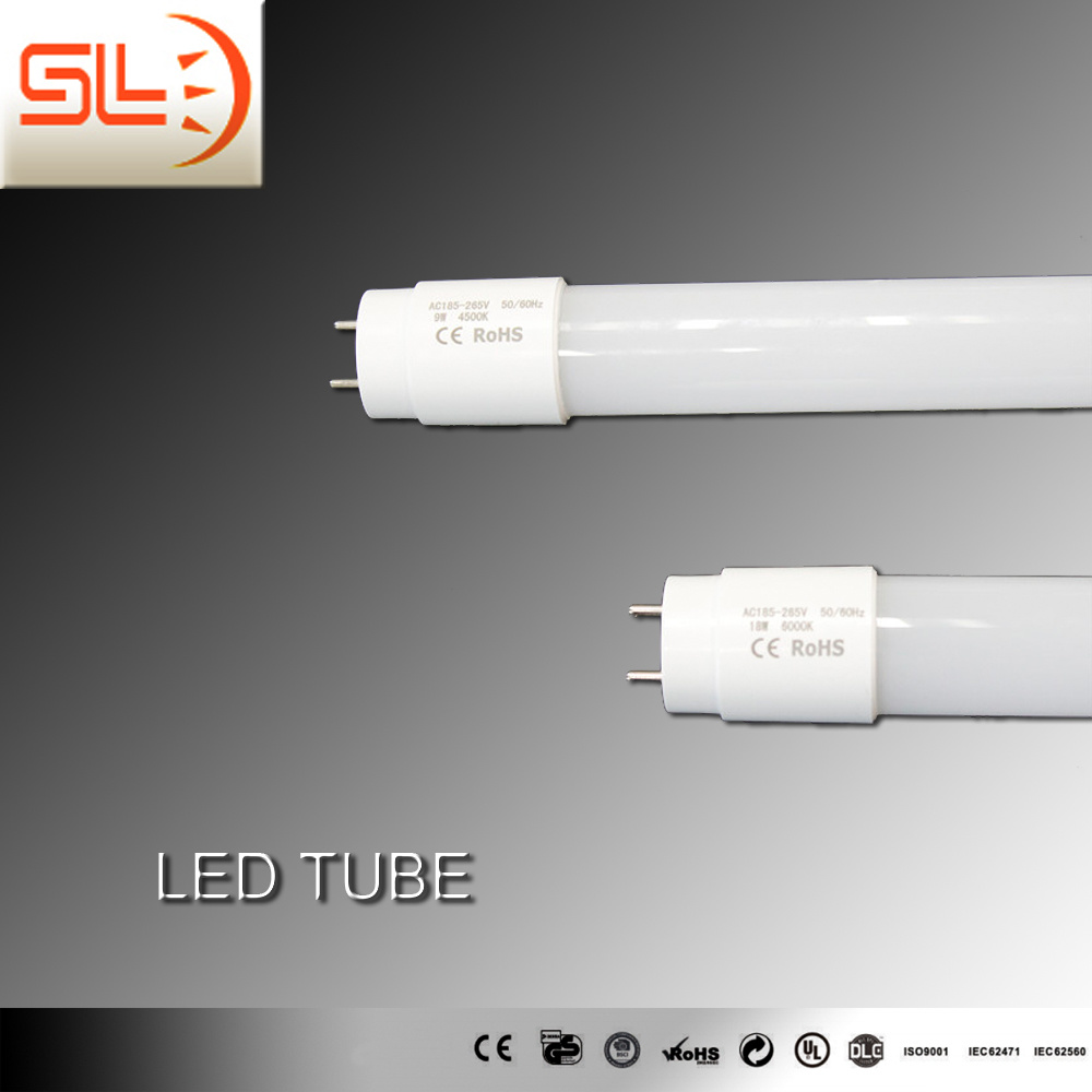 New 9W LED Glass Tube, T8