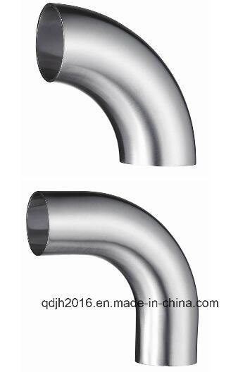 Stainless Steel Sanitary 3A Welded Elbow 90 Degree