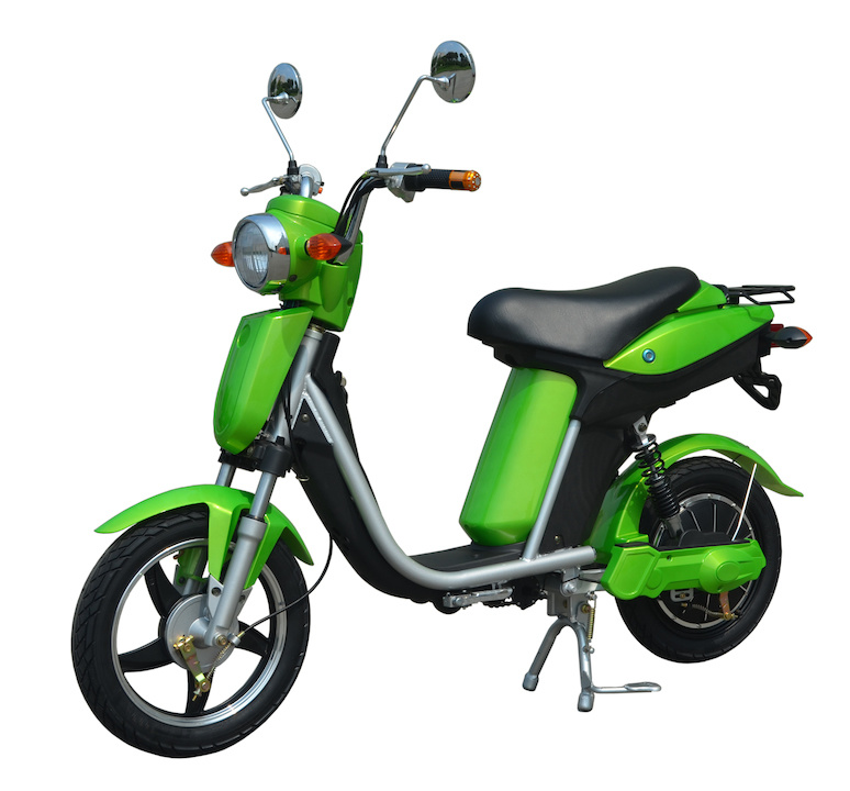 Functional, High Speed, 500watt, 48V 12 Ah, CE, Electric Scooter