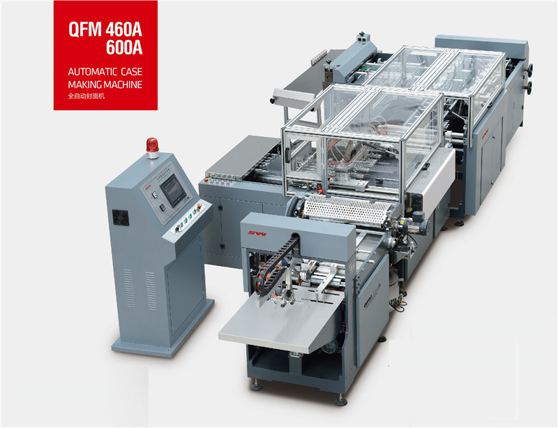 Case-Making Machine Qfm-600A
